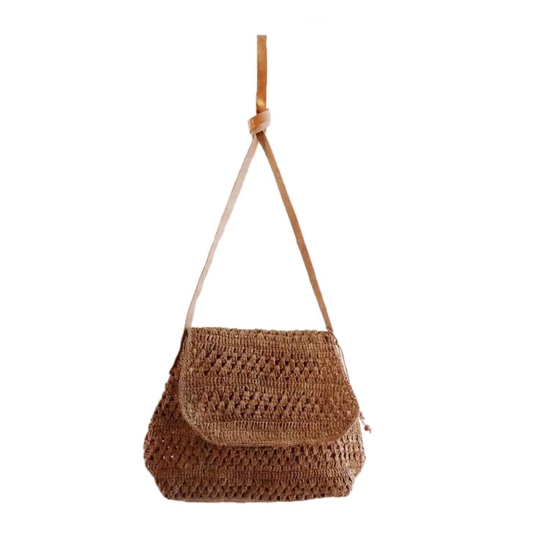 Laurette Bag - Light Brown