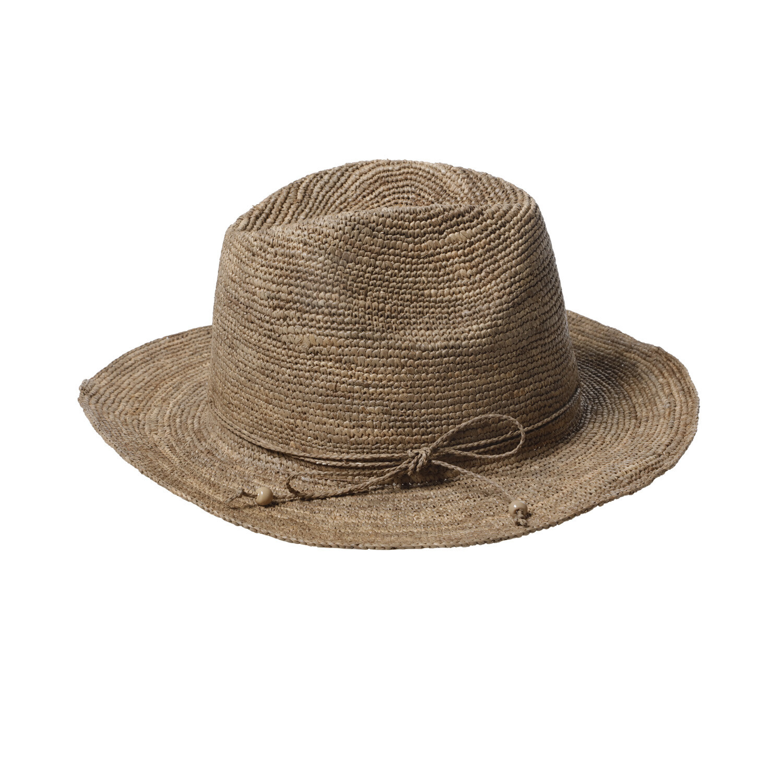 Elya Hat - Tea - Medium brim