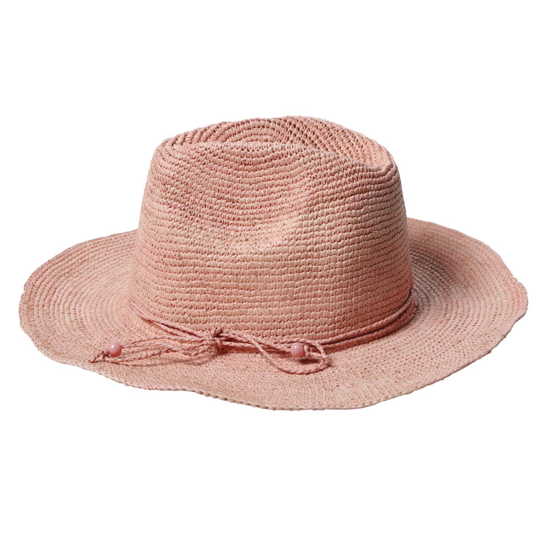 Elya Hat - Light Pink - Medium brim