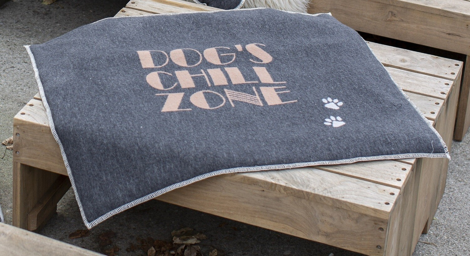 Charcoal Dog's Chill Zone Mat