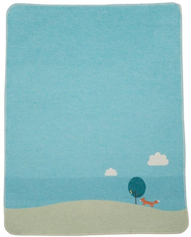 Jade Fox Juwel Bassinet Blanket