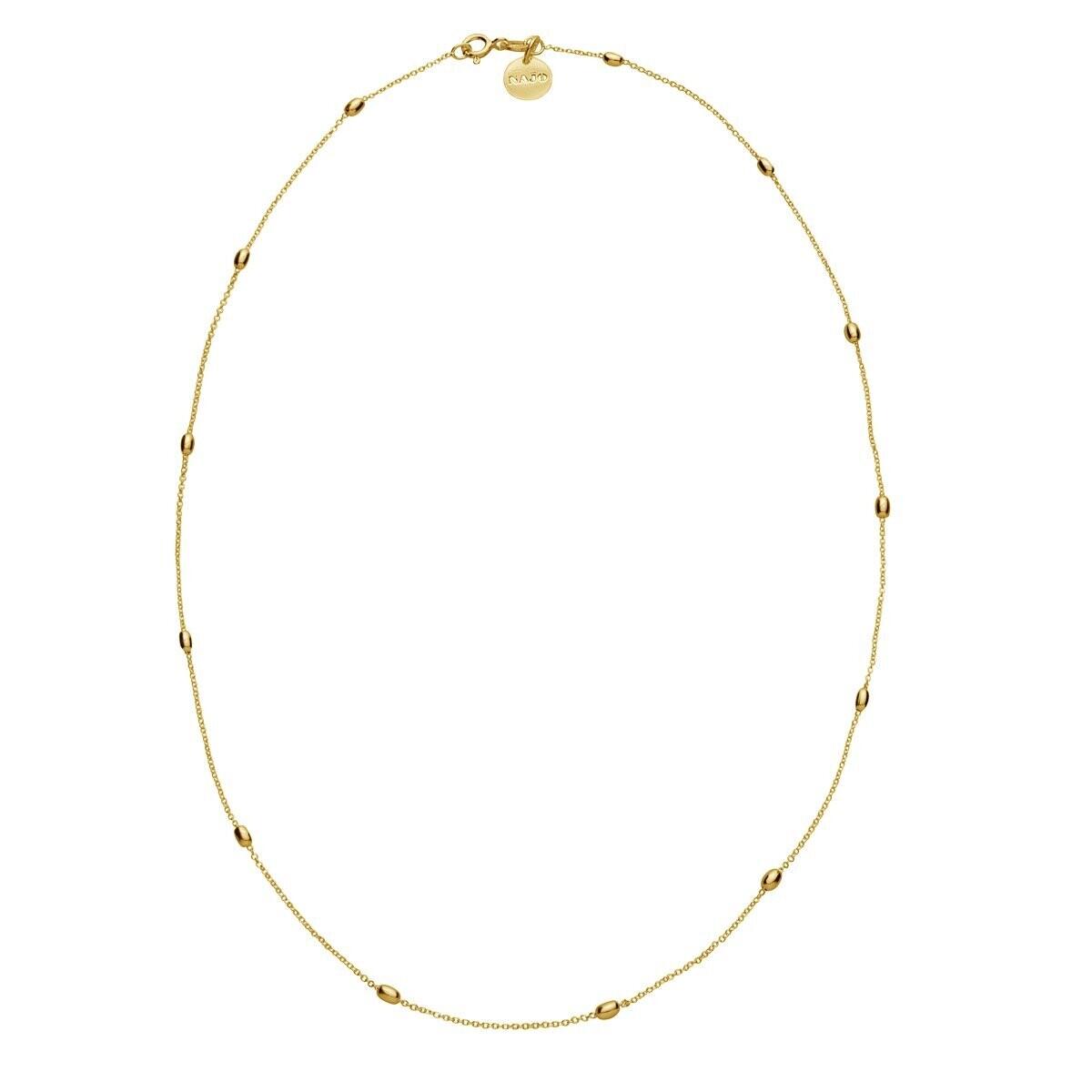 Najo - Like a Breeze Necklace - Gold