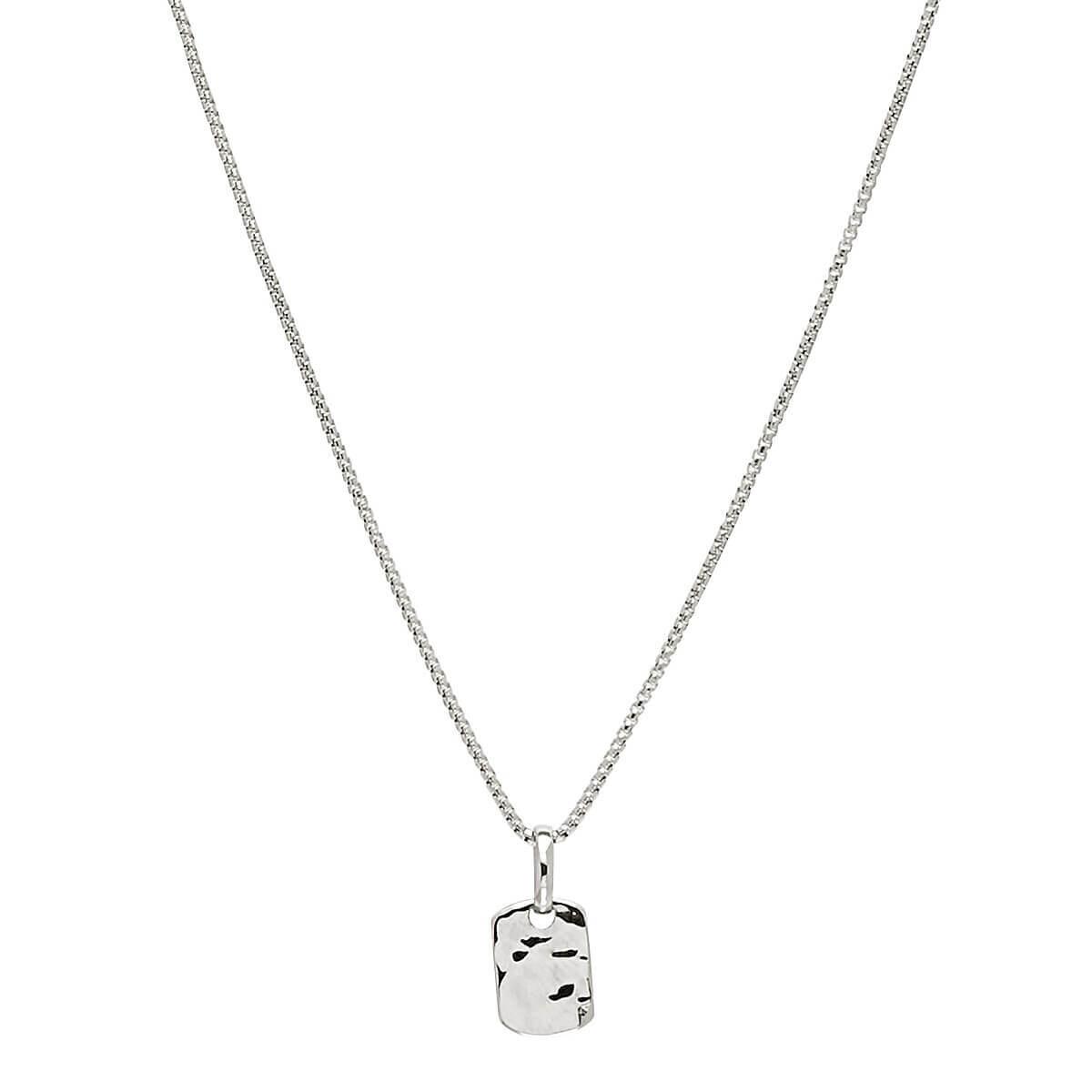 Najo - Tigger Silver Necklace