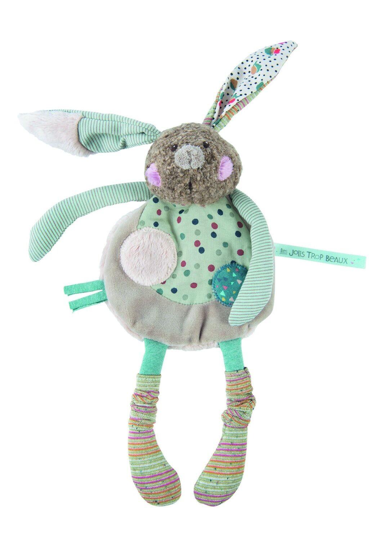 Moulin Roty - Jolis Trop Beaux rabbit comforter