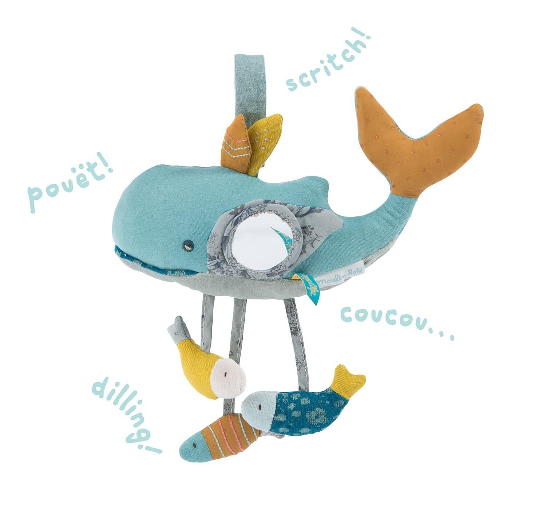 Moulin Roty - Voyage d'Olga Josephine activity toy