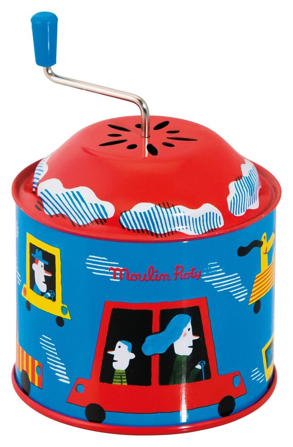Moulin Roty - Wind up musical box - Space