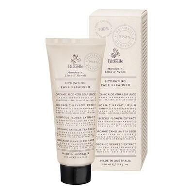 Urban Rituelle - Natural Remedy - Mandarin, Lime & Neroli - Hydrating Face Cleanser