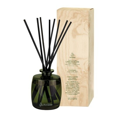 Urban Rituelle - Lemongrass, Lemon Myrtle, Grapefruit & Eucalyptus - Fragrance Diffuser Set