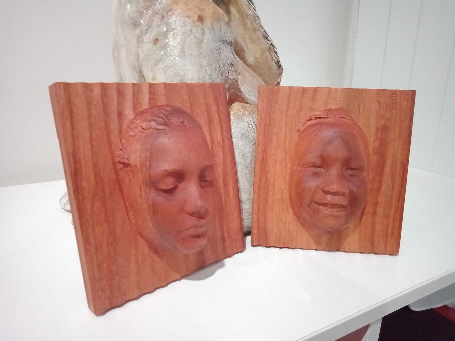 3d Face Carving