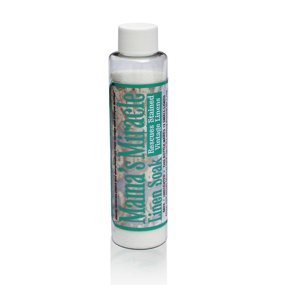 Mama's Miracle Linen Soak 5 Oz.