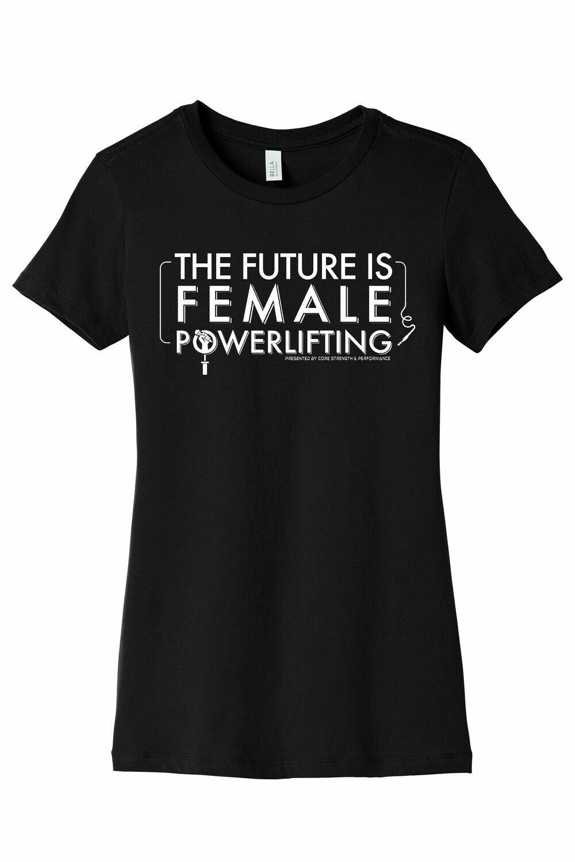 The Future is Female Tee