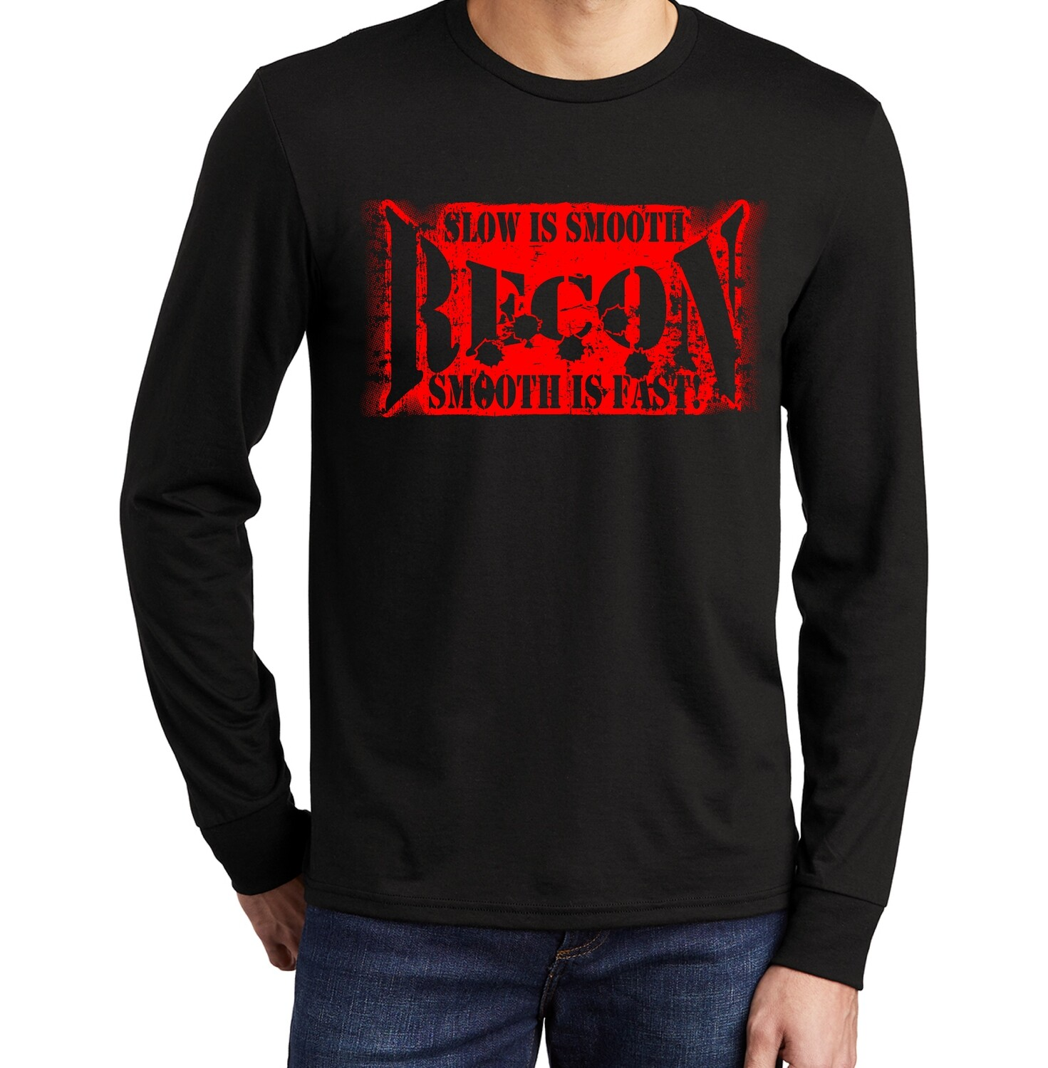 Slow is Smooth Long Sleeve