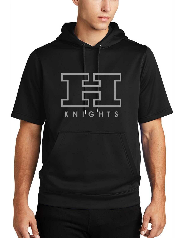 Hanks Knights Short Sleeve Hoodie