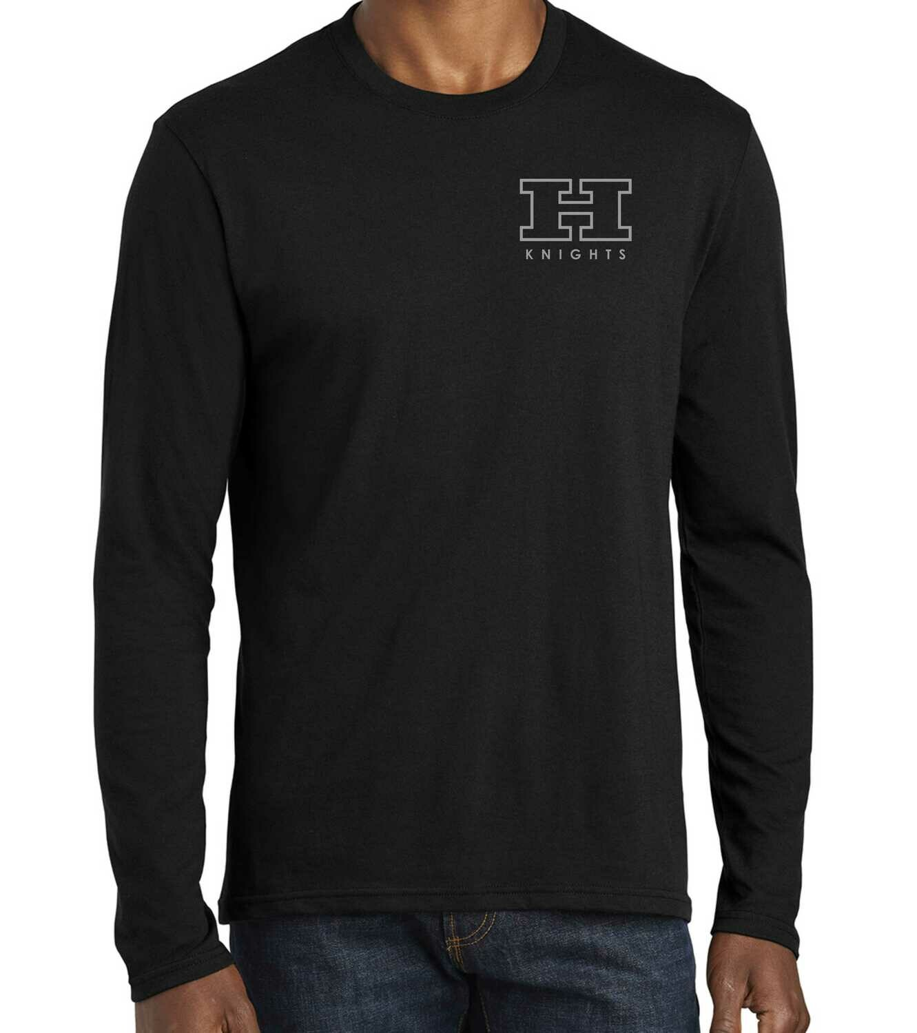 Hanks Knights soft long sleeve