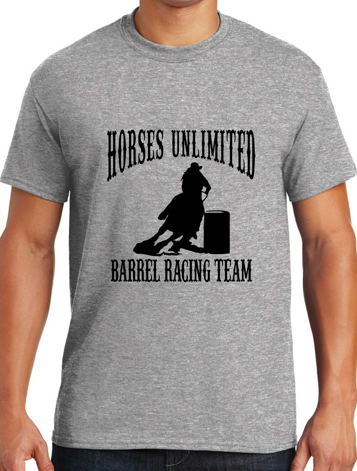 Horses Unlimited Fan Shirt