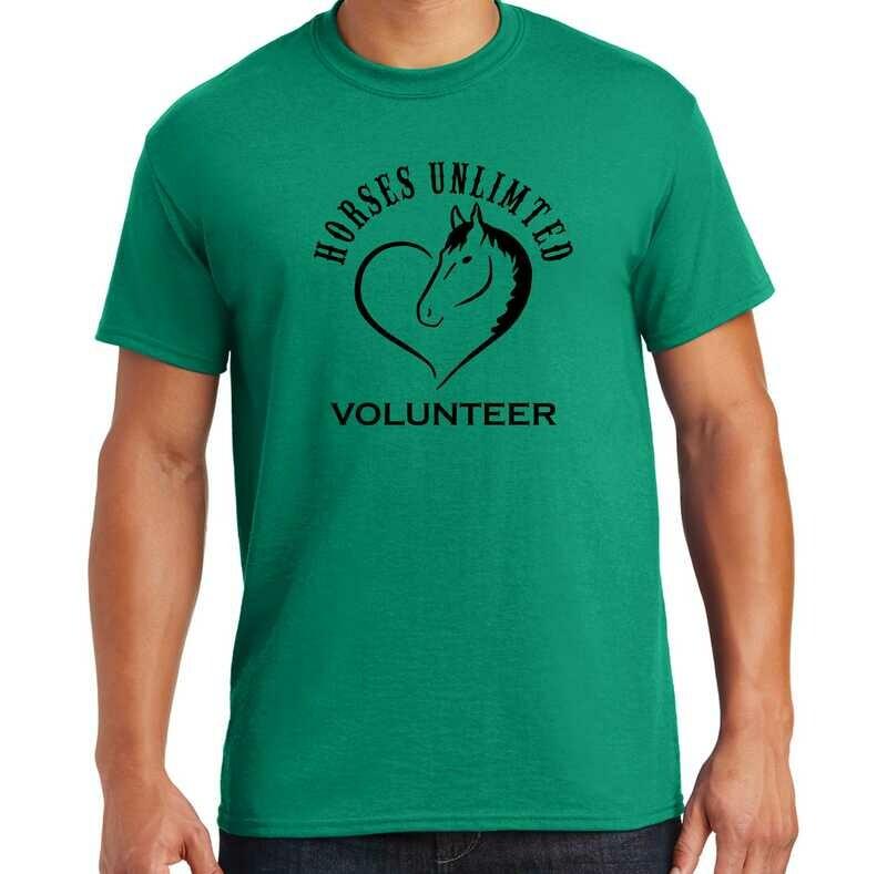 Horses Unlimited Volunteer Shirt