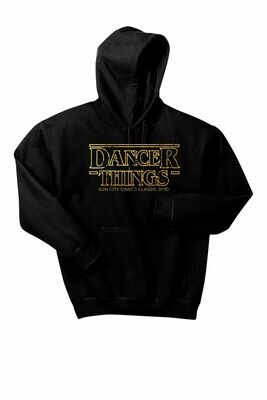 Dancer Things Hoodie