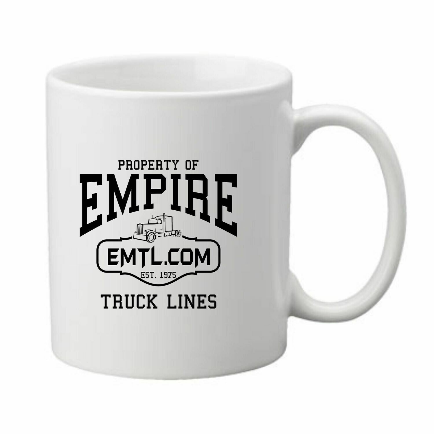 Empire Trucking Sublimated Mug
