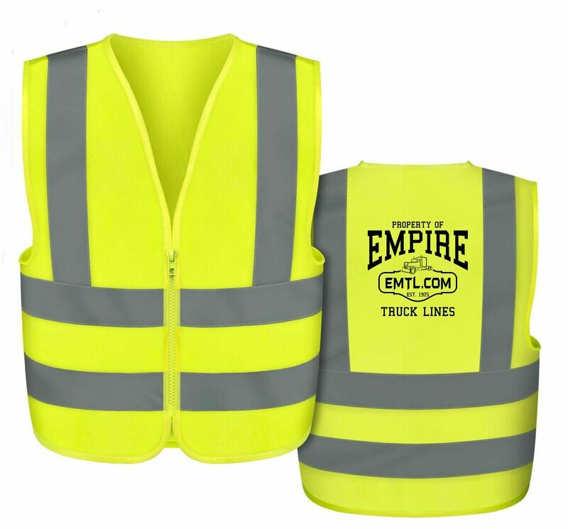 Empire Trucking Sublimated Safety Vest