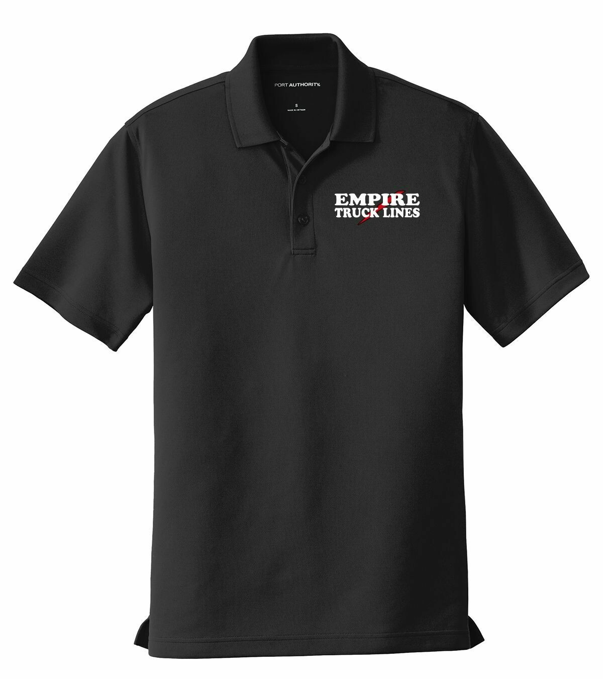 Empire Trucking Embroidered Mens Polo