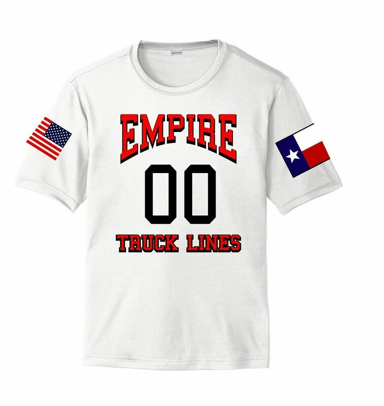 Empire Trucking Sublimated Mens Tee