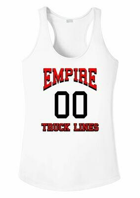 Empire Trucking Sublimated Womens Tank