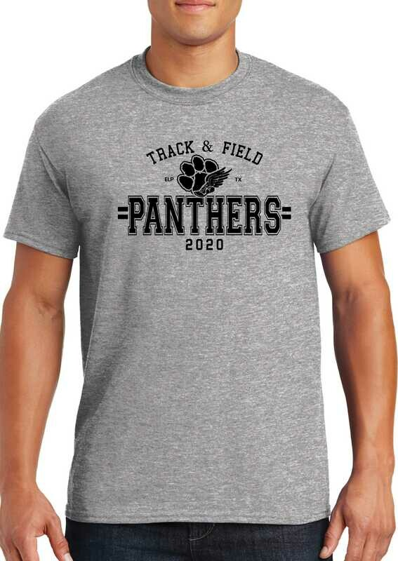 Panthers Running club T