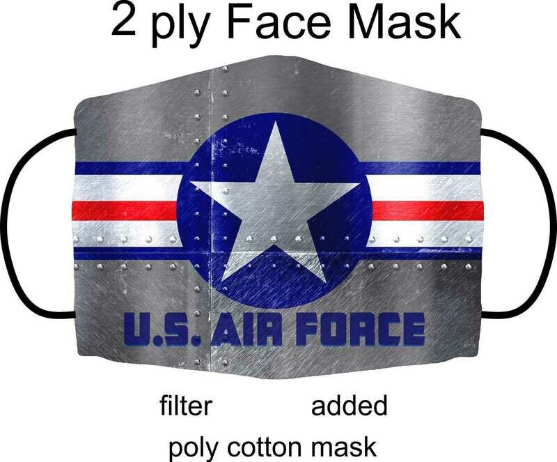 Air Force Mask