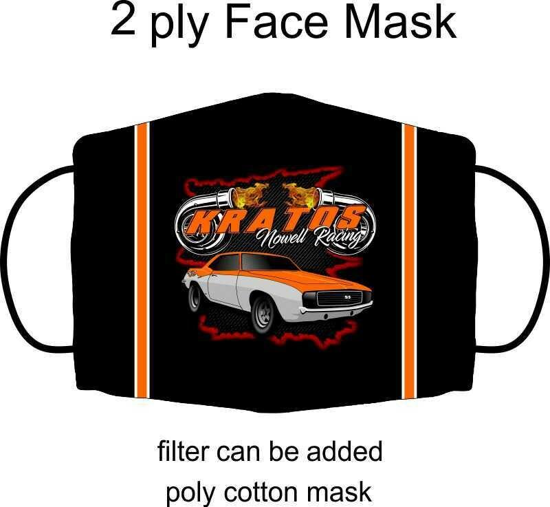 Nowell Racing Mask