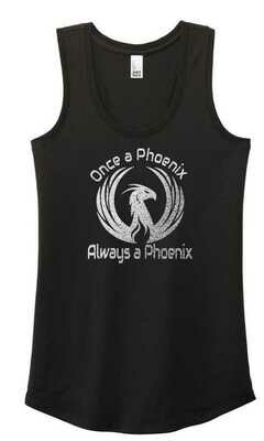 Black Ladies Tank