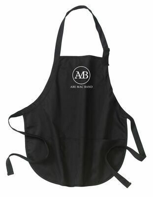 NEW! AMB Medium-Length Apron with Pouch Pockets