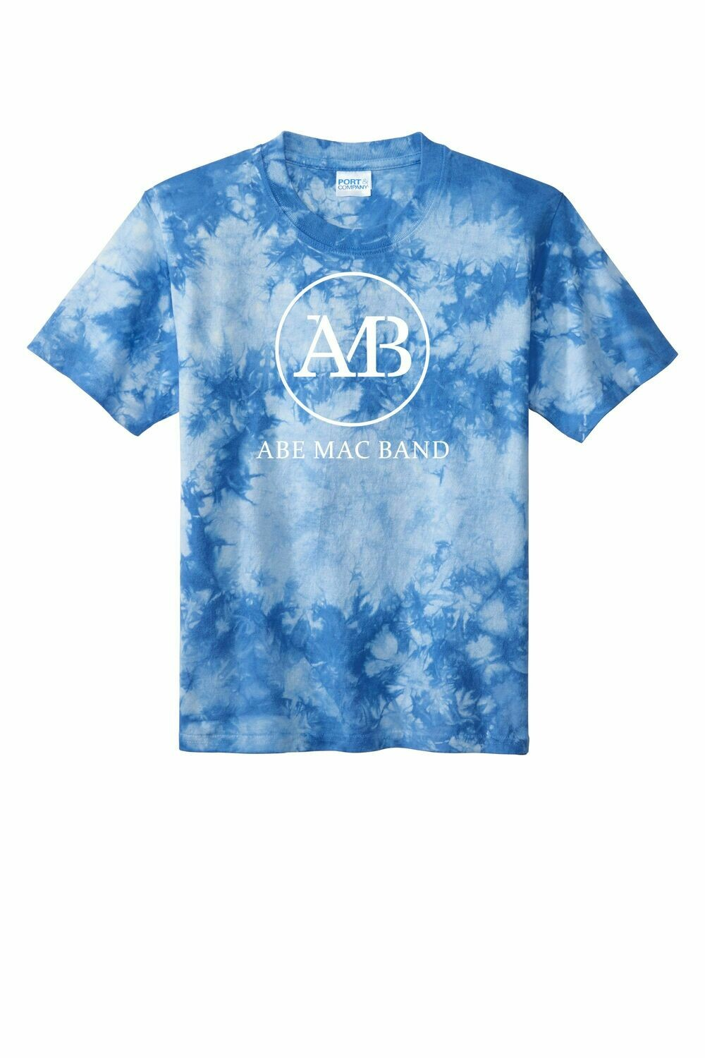 NEW! AMB  Youth Tie Dye Tee