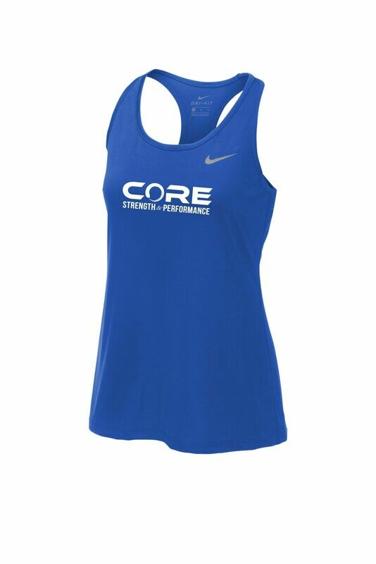 Core S+P Nike Ladies Dry Balance Tank