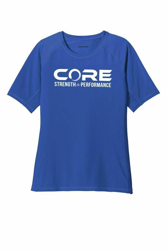 Core S + P Ladies Rashguard Tee