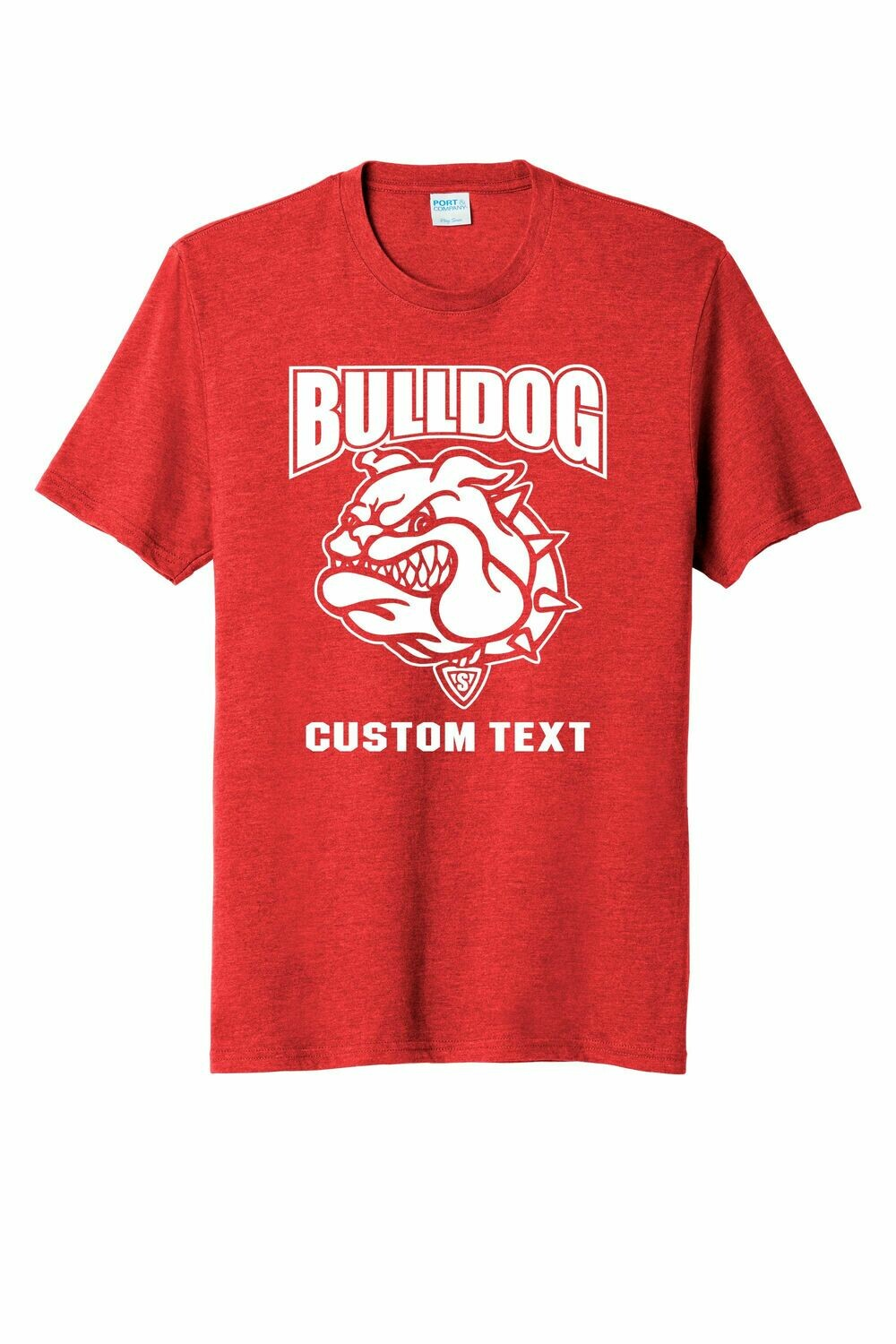 Bulldog Adult Soft Tee