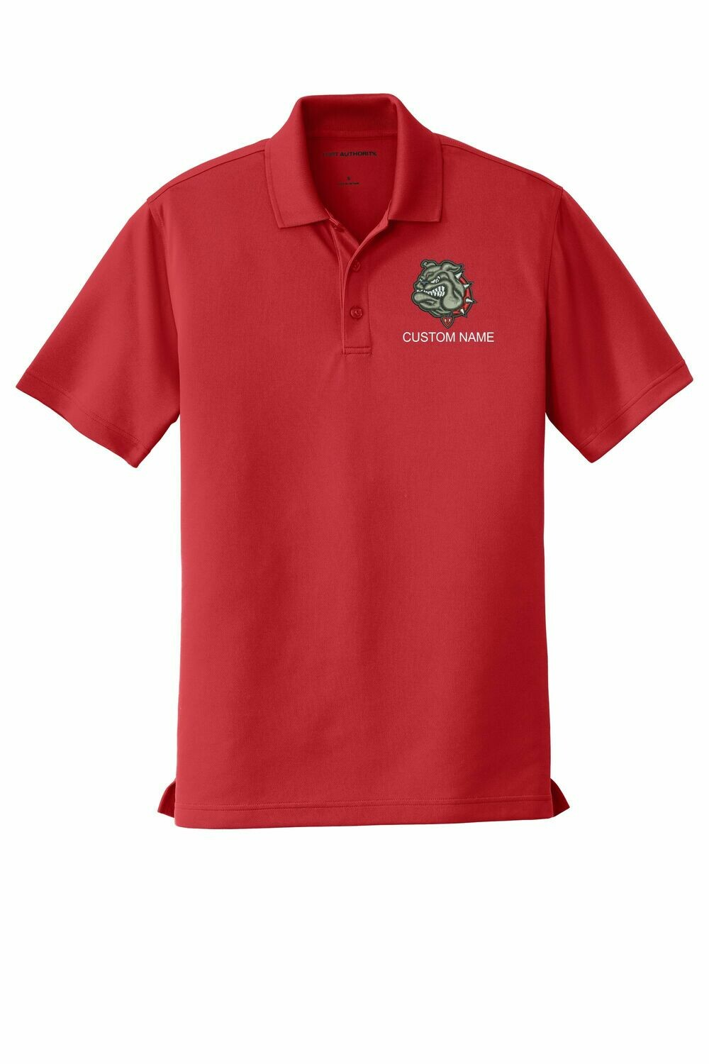 Embroidered Mens Polo