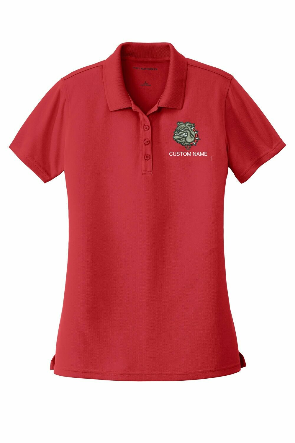 Embroidered Ladies Polo