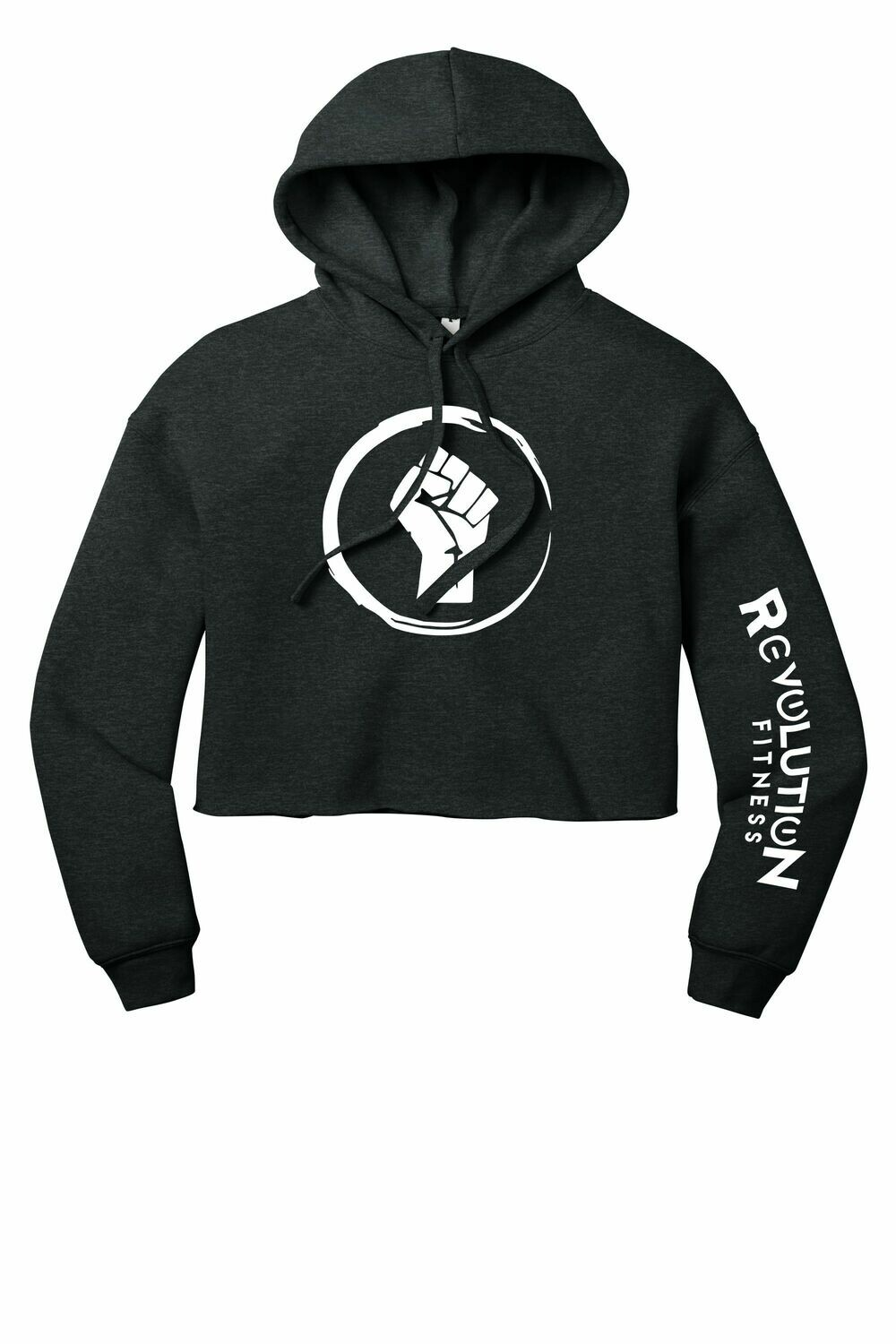Revolution Fitness Cropped Hoodie