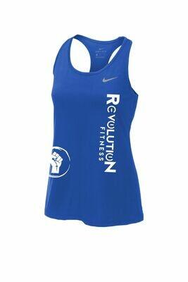 Revolution Fitness Nike Ladies Dry Balance Tank
