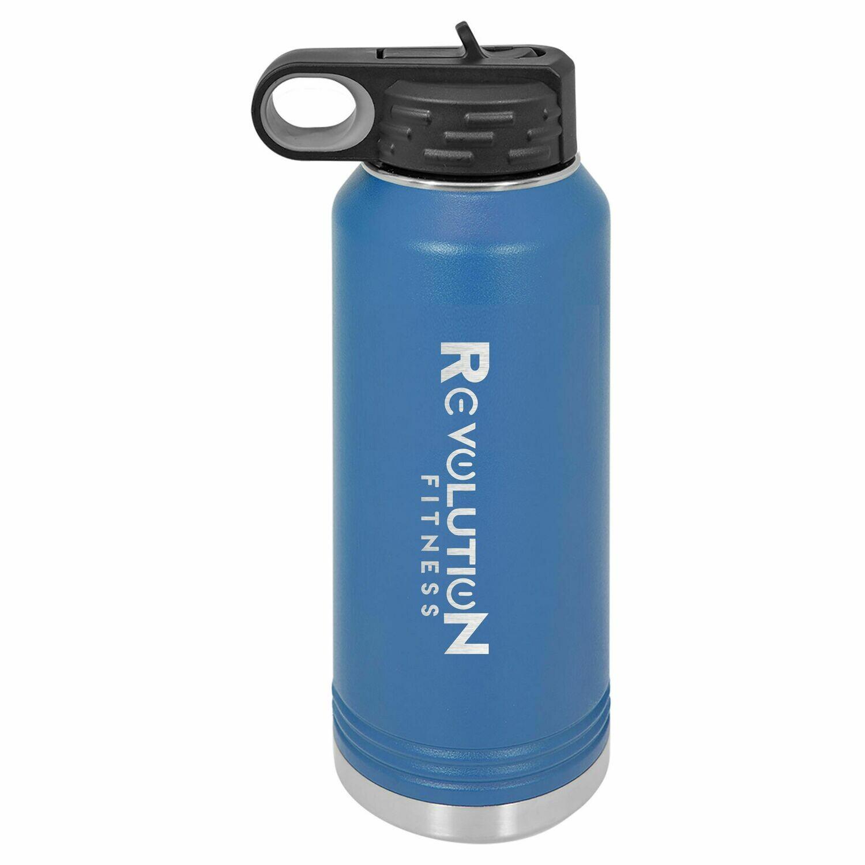 Revolution Fitness Water Bottle