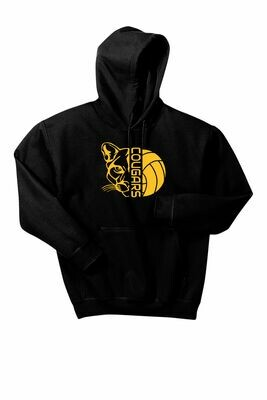 Cougars Volleyball Hoodie