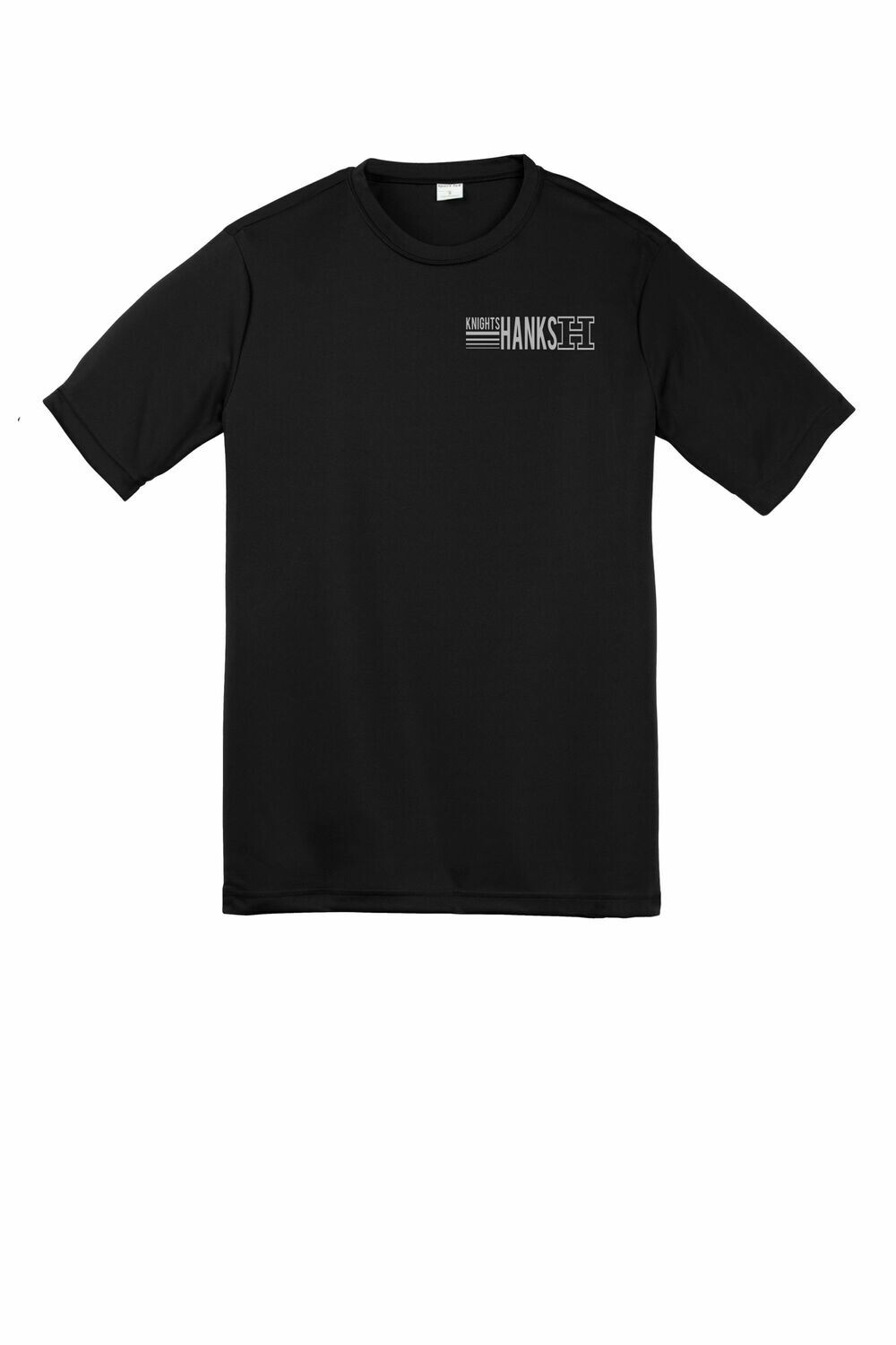 NEW! Line Logo Youth Moisture Wicking Tee