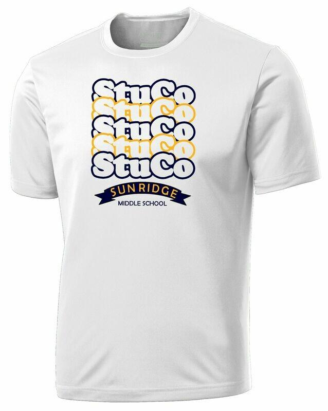 StuCo Moisture Wicking Tee