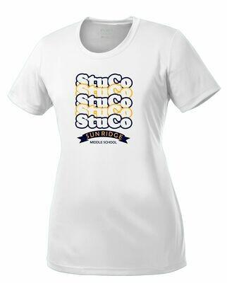 StuCo Moisture Wicking Ladies Tee