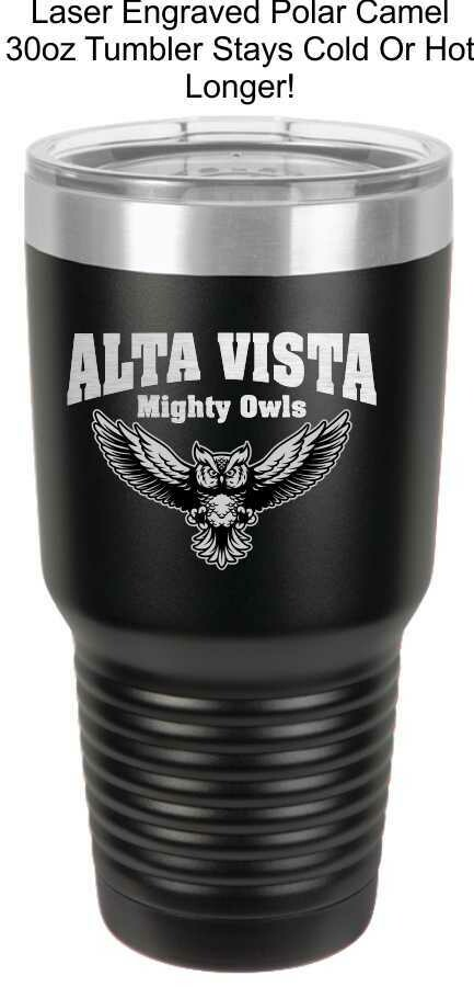 Alsta Vista Coffee/Tea Tumbler 30oz.
