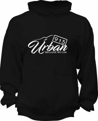Urban 915 Logo Unisex Hoodie