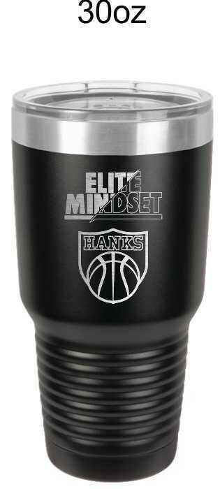 Hanks Elite  30oz. Cold/Hot Tumble r
