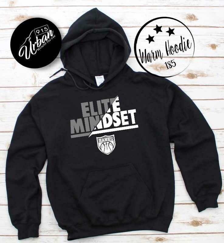Hanks Basketball Elite Mindset  Hoodie