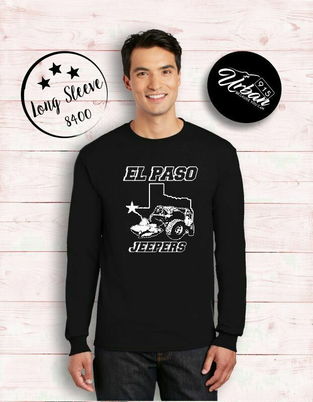 JEEPERS  Long Sleeve
