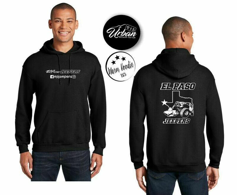 Jeepers Black Pullovers